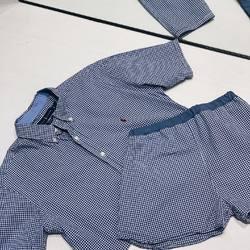 Upcycling✨on a fait des petits ensembles de nuit avec nos chemises XXL Ralph Lauren😊